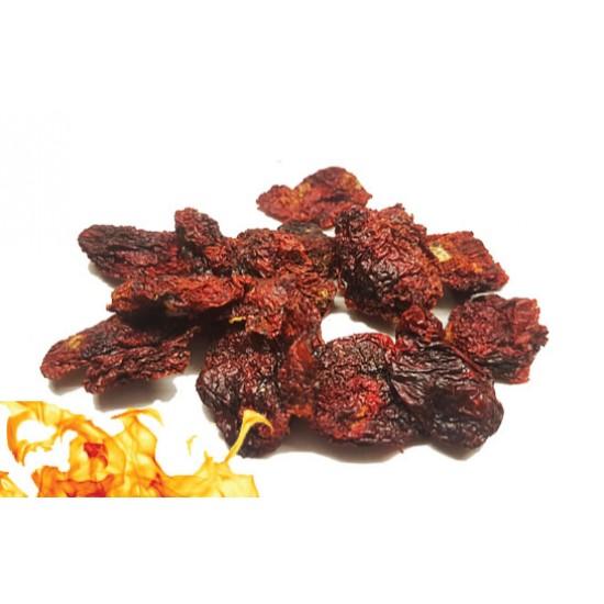 Καρολίνα Ρίπερ (Carolina Reaper) αποξηραμένες καυτερές πιπεριές 10γρ