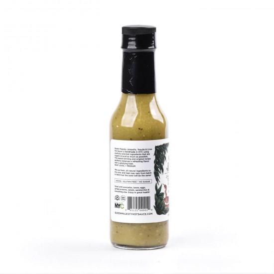 Jalapeno Queen Βραβευμένη καυτερή σάλτσα - 148ml