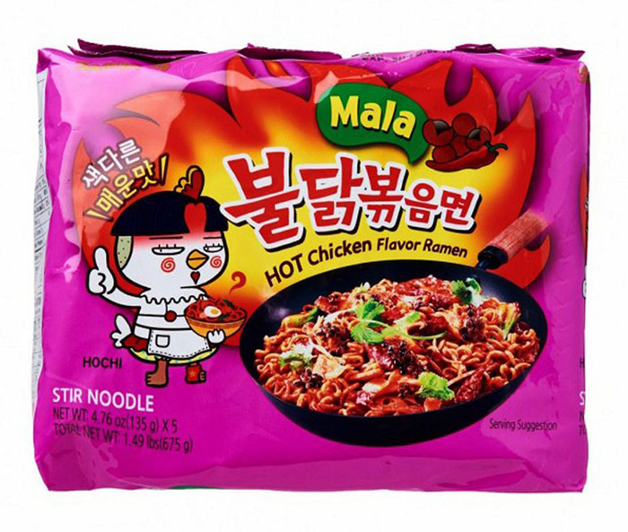 spicy noodles greece samyang