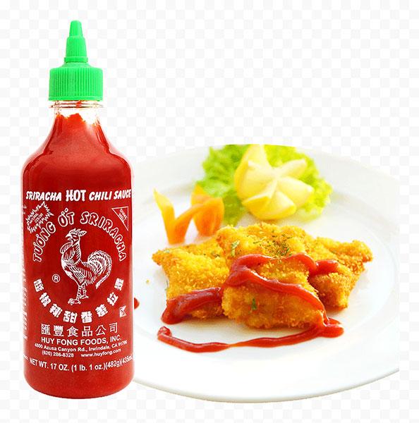 Σαλτσα Σριρατσα - Sriracha sauce